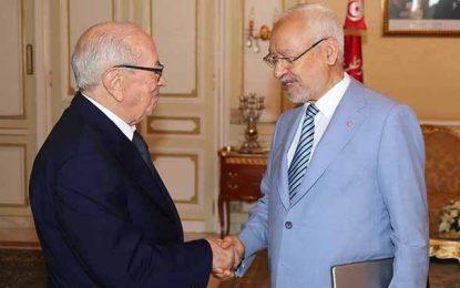 Egalité successorale : Mal à l'aise, Ghannouchi répond à Caïd Essebsi