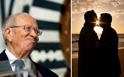 Homosexualité : Caïd Essebsi appelé à «légaliser l'amour en Tunisie»
