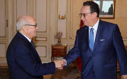 Zied Lakhdhar : Béji Caïd Essebsi a perdu son rôle d'arbitre