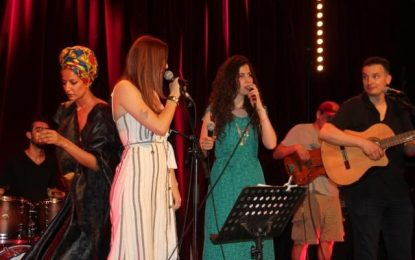 Trois belles voix clôturent le Printemps culturel tunisien à Paris