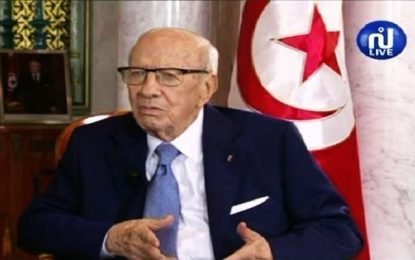 Caid Essebsi : «Fa bihaythou, mon fils et Cie avant la patrie !»