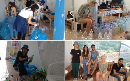 Bottle Race 2018 : Collecte de 10.000 bouteilles en plastique