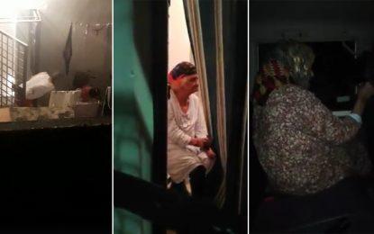 Ben Arous : La dame âgée violentée par son fils placée dans un centre de soin