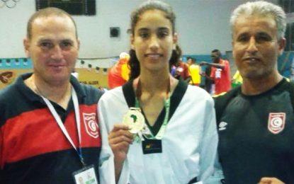 Chaima Toumi perd sa médaille d'or aux Jeux africains à Alger