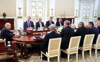 Palais de Carthage : Réunion d'un Conseil national de sécurité extraordinaire