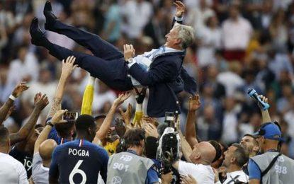 Le coach du Mondial 2018 : Didier Deschamps et l'inspiration italienne