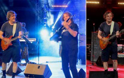 Kusturica à Hammamet : Un merveilleux moment de fête
