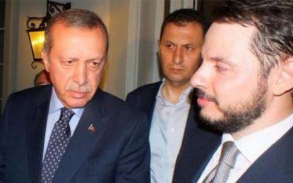 Turquie : Le sultan Erdogan Ier bombarde son gendre ministre des Finances