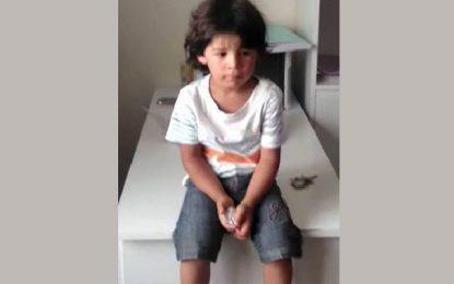 Ariana : Un enfant perdu (ou abandonné) à la cité Ettadhamen