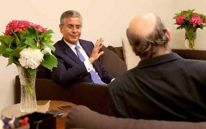 Banque mondiale : Ferid Belhaj promu vice-président pour la région du Mena