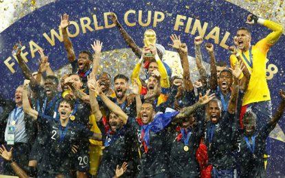 Coupe du monde : Une deuxième étoile pour la France
