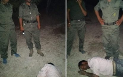 Siliana : Les gardes-forestiers interceptent un pyromane à Kesra