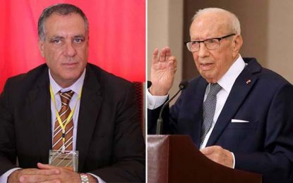 Selon Chaouachi, Caïd Essebsi fait obstacle au processus démocratique