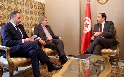 L'Union européenne parle d'«une nouvelle aide record à la Tunisie»