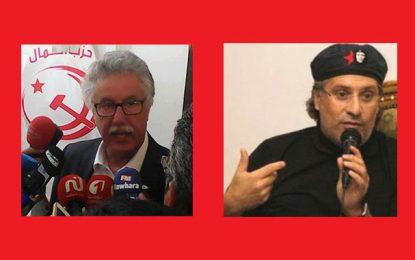 Hamma Hammami pleure sa Tunisie chez Nabil Karoui