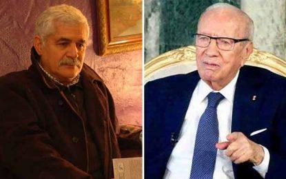 Maghraoui : Caïd Essebsi est un juriste qui ne respecte pas la loi