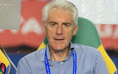 Le Belge Hugo Broos, nouveau sélectionneur de l'équipe de Tunisie