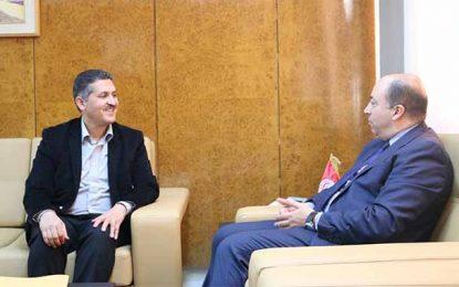 Imed Daïmi : Plainte contre Youssef Chahed et Radhouane Ayara