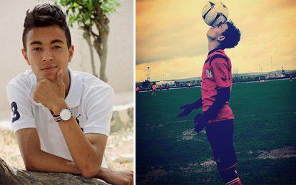 Kef : Fédi, jeune footballeur, meurt noyé à Hammamet