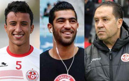 Football : Maaloul détourne Yassine Meriah et convoite Ahmed Khalil
