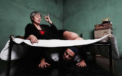 Ce soir à Hammamet, ''La Fuite'' de Zaghbani : La prostituée et le barbu