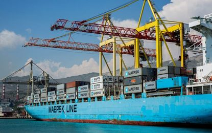 Transport maritime : La Tunisie accorde un nouveau sursis à Maersk