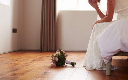 Sousse : Un marié prend la poudre d'escampette la nuit des noces