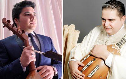 Ce soir à Hammamet : Zied Gharsa et Mohamed Adlen Fergani