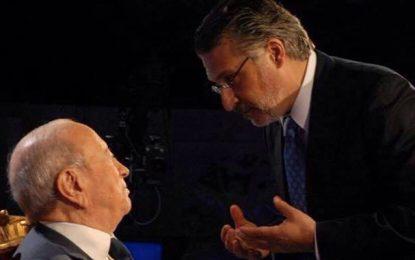 En s'entretenant avec Nessma, Caïd Essebsi s'assoie sur la loi et la morale