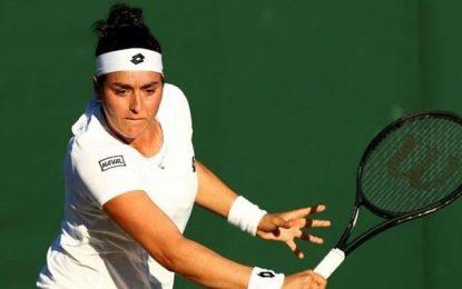 Tennis : Petit exploit d'Ons Jabeur à Wimbledon