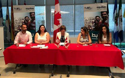 Rawabet : Coopération tuniso-canadienne pour l'égalité et la dignité