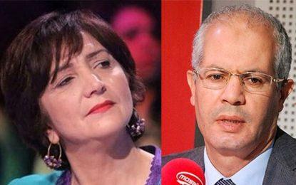 Samia Abbou osera-t-elle critiquer Imed Hammami ?