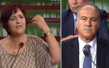 Suspicion de corruption : Clash entre Samia Abbou et Hatem Ben Salem