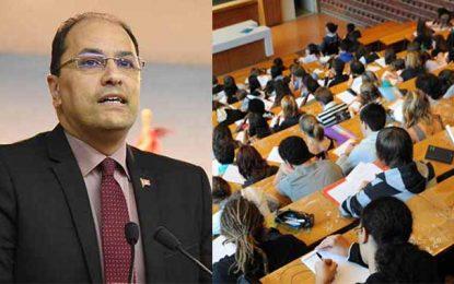Slim Khalbous : Échec de l'adoption du système LMD en Tunisie