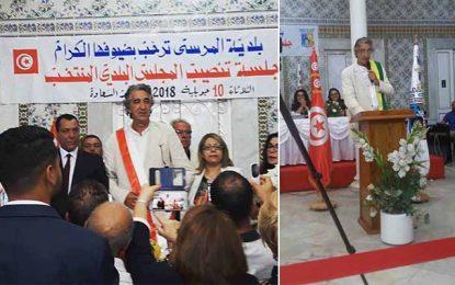 Tunisie : Slim Meherzi, président du conseil municipal de La Marsa