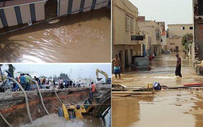 Panne à la Sonede : Les zones sinistrées sans eau pendant 24h