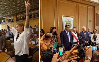 Officiel : Souad Abderrahim, première femme maire de Tunis