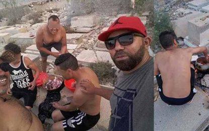 Barbecue dans un cimetière juif à Sousse : Arrestation des suspects