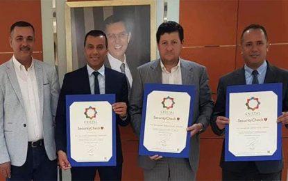 TTS reçoit la certification de sécurité de Cristal International Standards