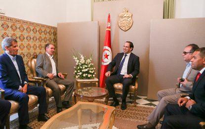 Crise de l'UGTT : Réunion de la dernière chance entre Chahed et Taboubi