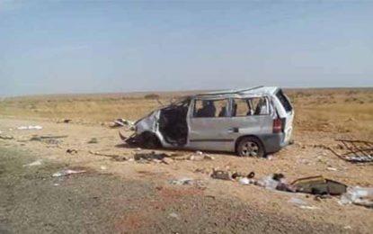 Tataouine : Décès d'un Libyen dans un accident de la route
