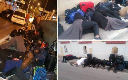 Béja : Pourquoi les rugbymen du Zimbabwe ont-ils dormi dans la rue ?