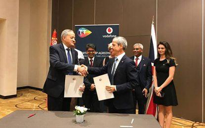Télécoms: Tunisie Telecom et Vodafone signent un partenariat stratégique