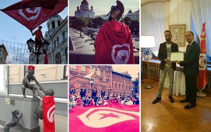 Mondial 2018 : Les supporteurs tunisiens honorés en Russie