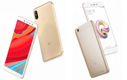 Smartphones : Ooredoo commercialise Xiaomi Redmi 5A et Redmi S2