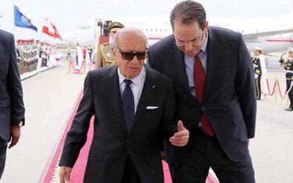 Caïd Essebsi fait porter à Chahed la responsabilité de l'attaque de Ghardimaou