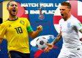 Belgique-Angleterre streaming live: Match pour la 3e place coupe du monde 2018