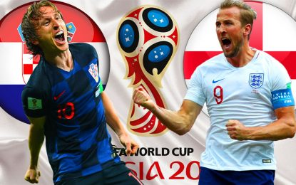 Croatie-Angleterre streaming live: demi finale coupe du monde 2018
