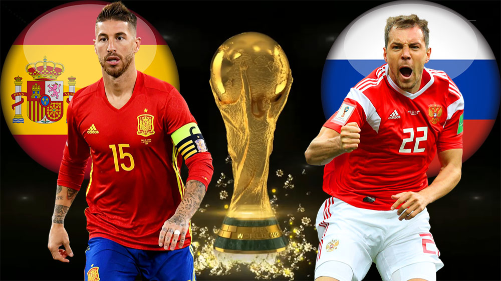 espagne russie streaming live huiti me de finale coupe du monde 2018 kapitalis. Black Bedroom Furniture Sets. Home Design Ideas