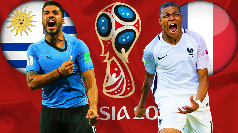 Uruguay france streaming live quart de finale coupe du - Quart de finale de la coupe de france ...